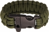Survival Bracelet OD Green  8